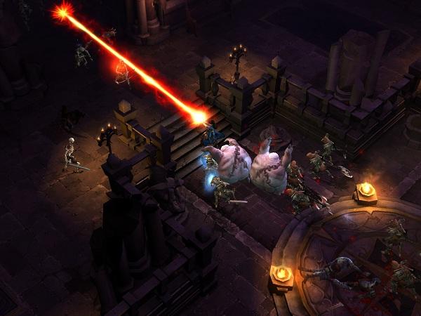 Diablo III Combates