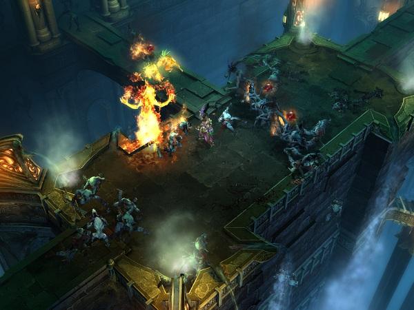 Diablo III ingame