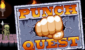 Punch Quest iOS
