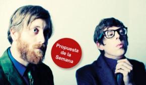 The Black keys gira 2012