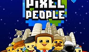 Pixel People iOS