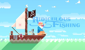 Ridiculous Fishing Game