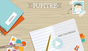 Pupitre app Santillana