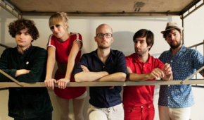 Shout Out Louds band