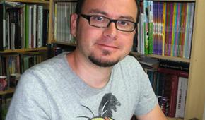 Entrevista Álex López