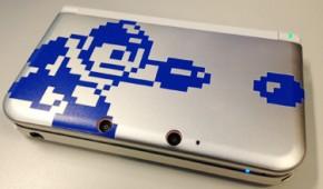 Mega Man carcasa
