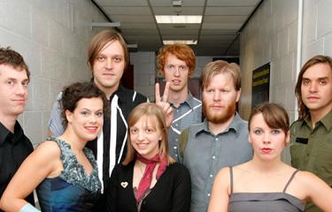 Arcade Fire 2013