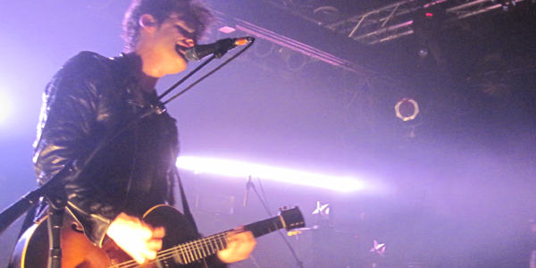 Black Rebel Motorcycle Club Madrid