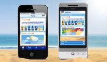 Nivea Sun app