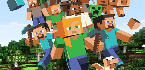 Minecraft película