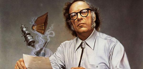 "La Fundación"", Isaac Asimov"