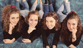 Chastity Belt band