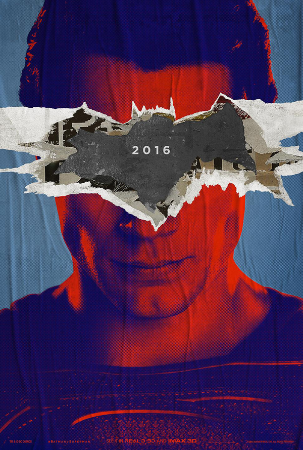 Batman v. Superman: Dawn of Justice posters