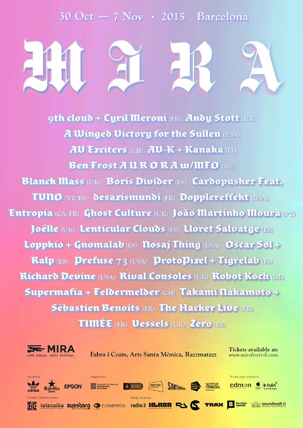 MiRA festival