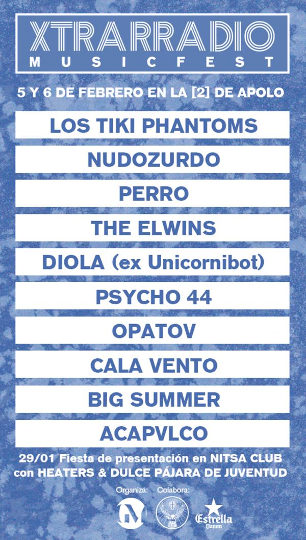 Xtrarradio MusicFest 2016