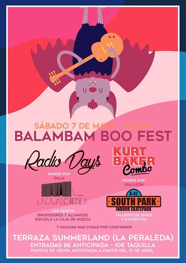 Balambam Boo Fest 2016