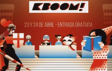 KBOOM 2016 Barcelona