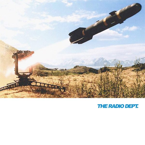 The Radio Dept. - Swedish Guns