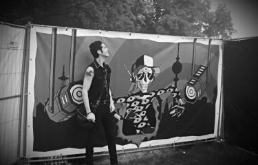 Perry Farrell en el Lollapalooza Berlin