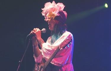 Andrea, florecita rockera.