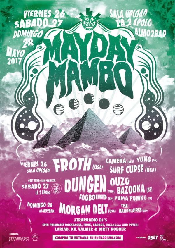 Mayday Mambo Fest 2017