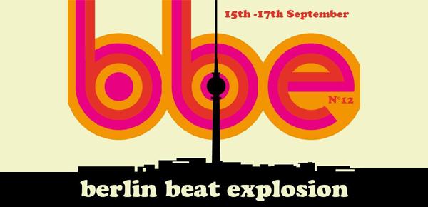 Berlin Beat Explosion v.12