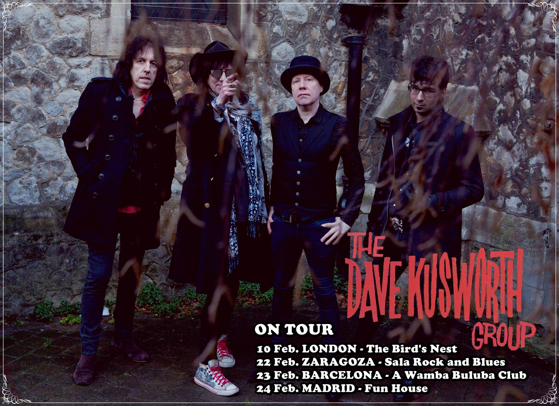 Dave Kusworth Band