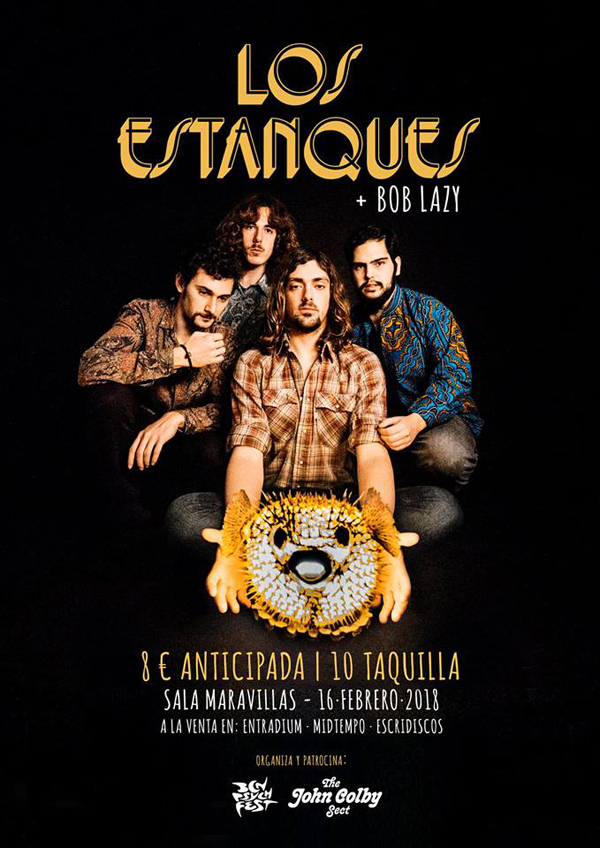 Los Estanques