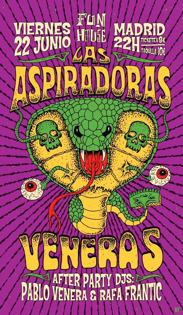 Las Aspiradoras + Verena 5