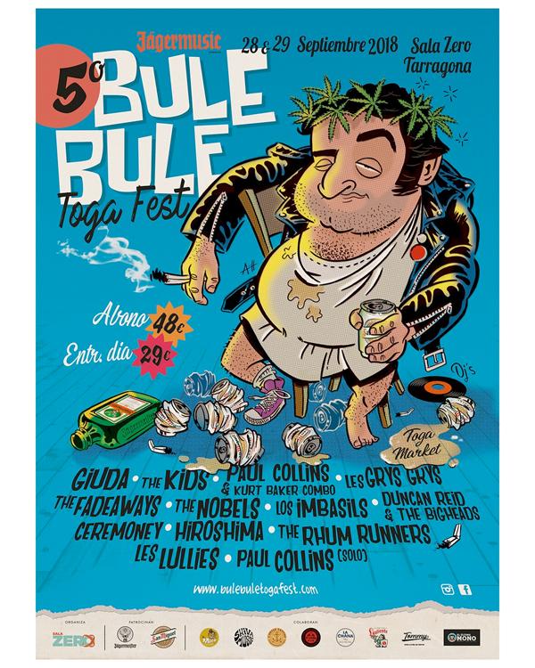 Bule Bule Toga Fest 2018