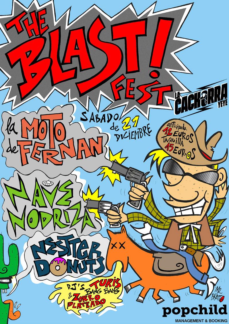 The Blast! Fest 2019