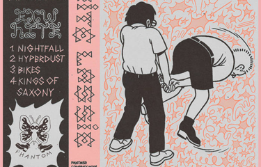 Lassie/Ex White Split - Phantom Records 2020